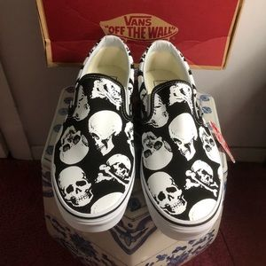 Brand New Authentic Vans Men's Shoes